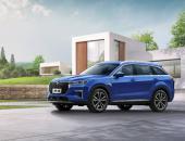 A+级SUV头等舱,启辰星正式开启预售,4月底上市