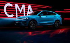 17万级四驱高性能SUV最佳选择 ,吉利星越魅影骑士发布